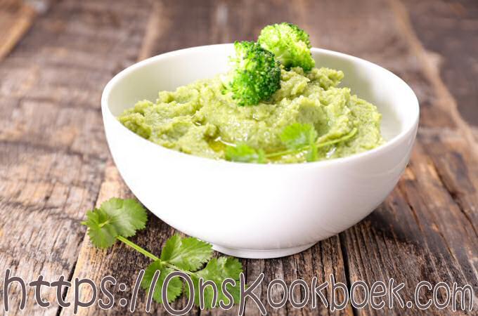 Broccolipuree Jeroen Meus