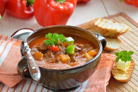 Lekker goulash recept