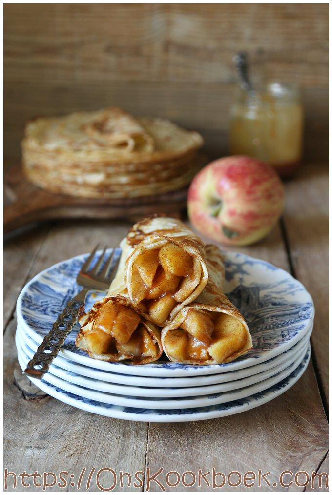 Pannenkoeken maken