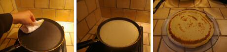Stap voor stap pannenkoeken recept