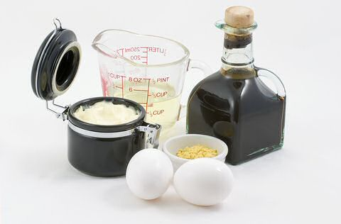 Zelf mayonaise maken