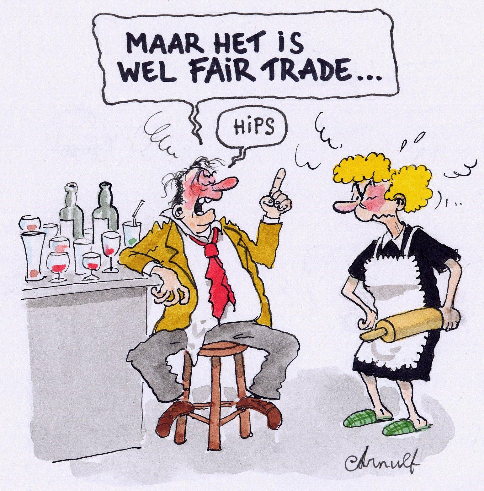Fair Trade gemeente Kortrijk 10 dagen (h)eerlijk eten