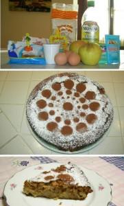 Kastanje taart