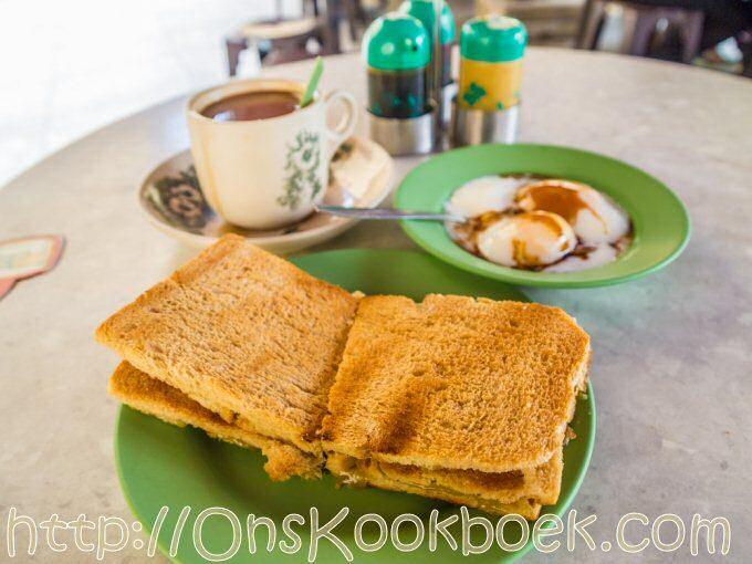 Ontbijt in Maleisie
