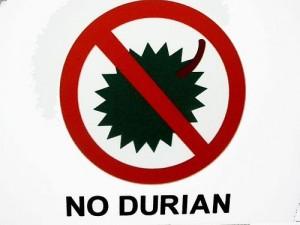Verboden Durian