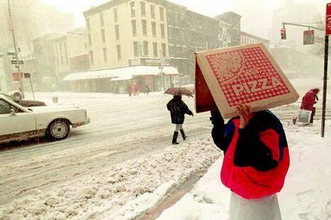 Pizza bestellen?