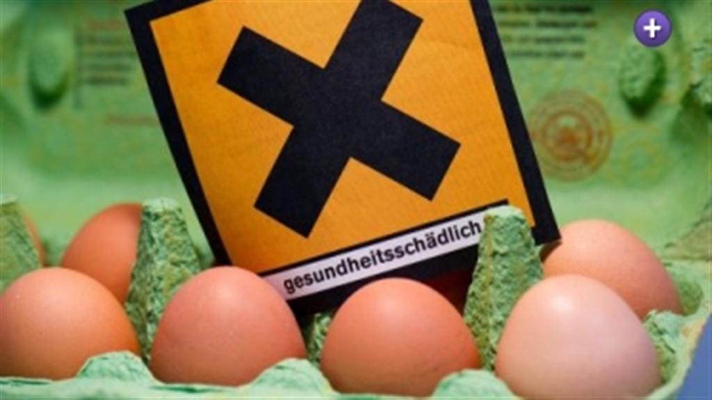 Meer dioxine uit Duitsland