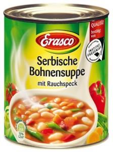 Servische Bonensoep