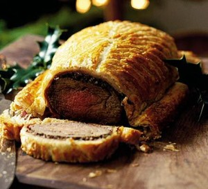 Beef Wellington Gordon Ramsay