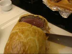 Beef Wellington Recept