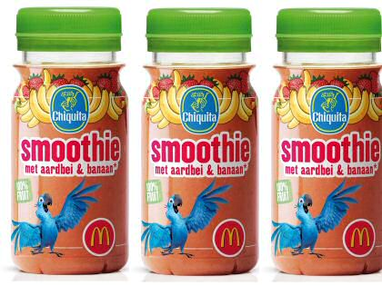 McDonalds Smoothie