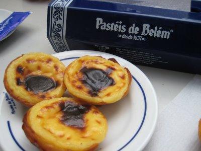 SOS Piet: Gerookte zalm en kip, Spaghettisaus, Pastei de Nata