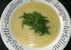 Aardappelsoep recept: stap voor stap foto's