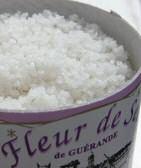 Grof zout van Fleur de Sel
