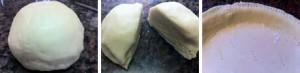 Stap voor stap recept om kruimeldeeg te maken