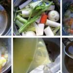 Zelf groentebouillon maken