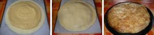 Frangipanetaart maken zonder taartvorm