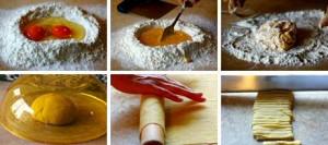 Stap voor stap recept om zelf verse pasta te maken