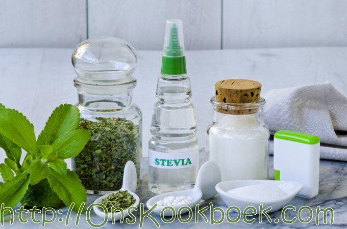 Stevija of Stevia?