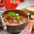 Goulash recept