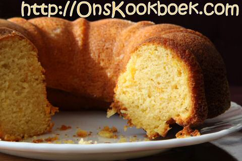 Cake recept