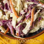 Coleslaw recept