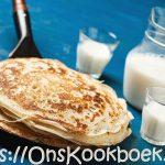 3x Dé lekkerste pannenkoeken van Jeroen Meus - Snelle flensjes, Amerikaans of met havermout